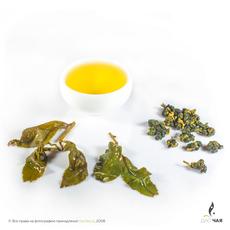 А Ли Шань Цзинь Сюань «Золотой Цветок с молочным ароматом» (молочный улун)