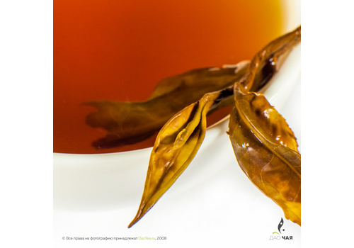 Хун Ю «Красный нефрит» (Рубиновый чай, высшее качество)
